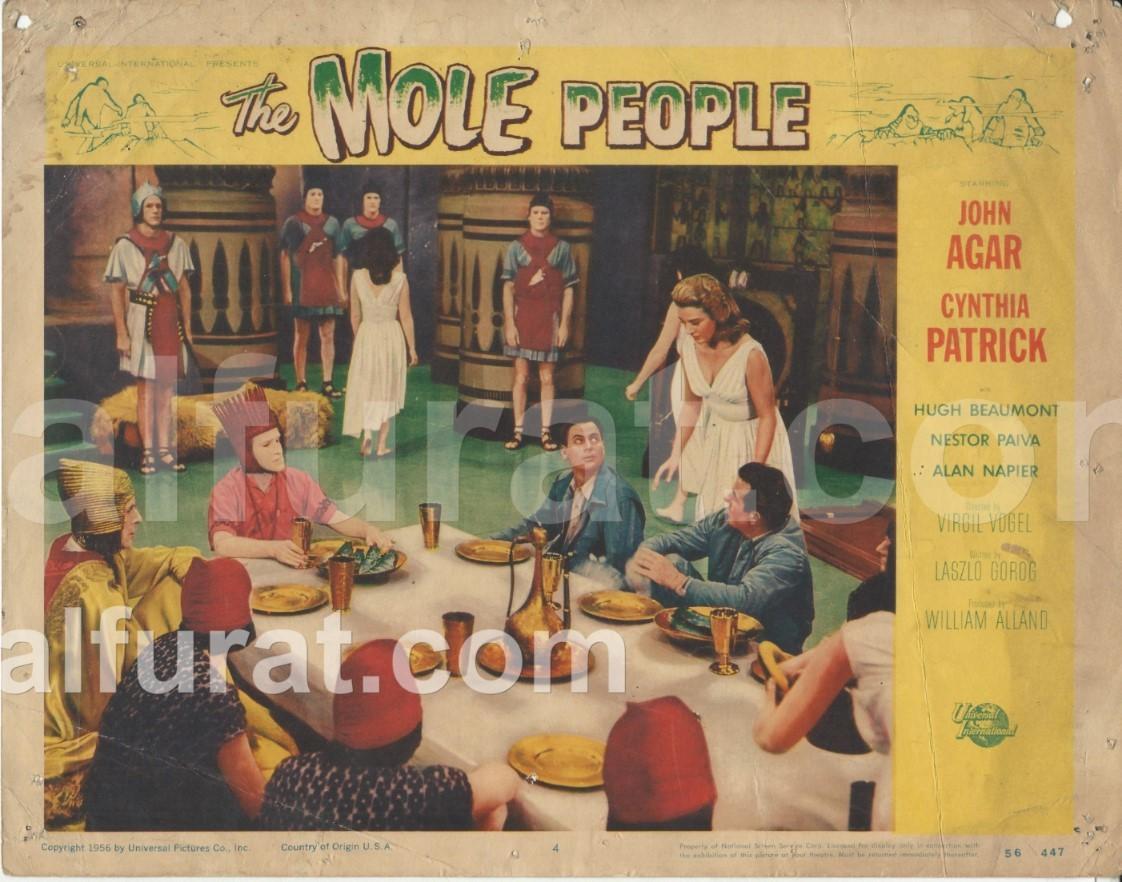 Mole People, The