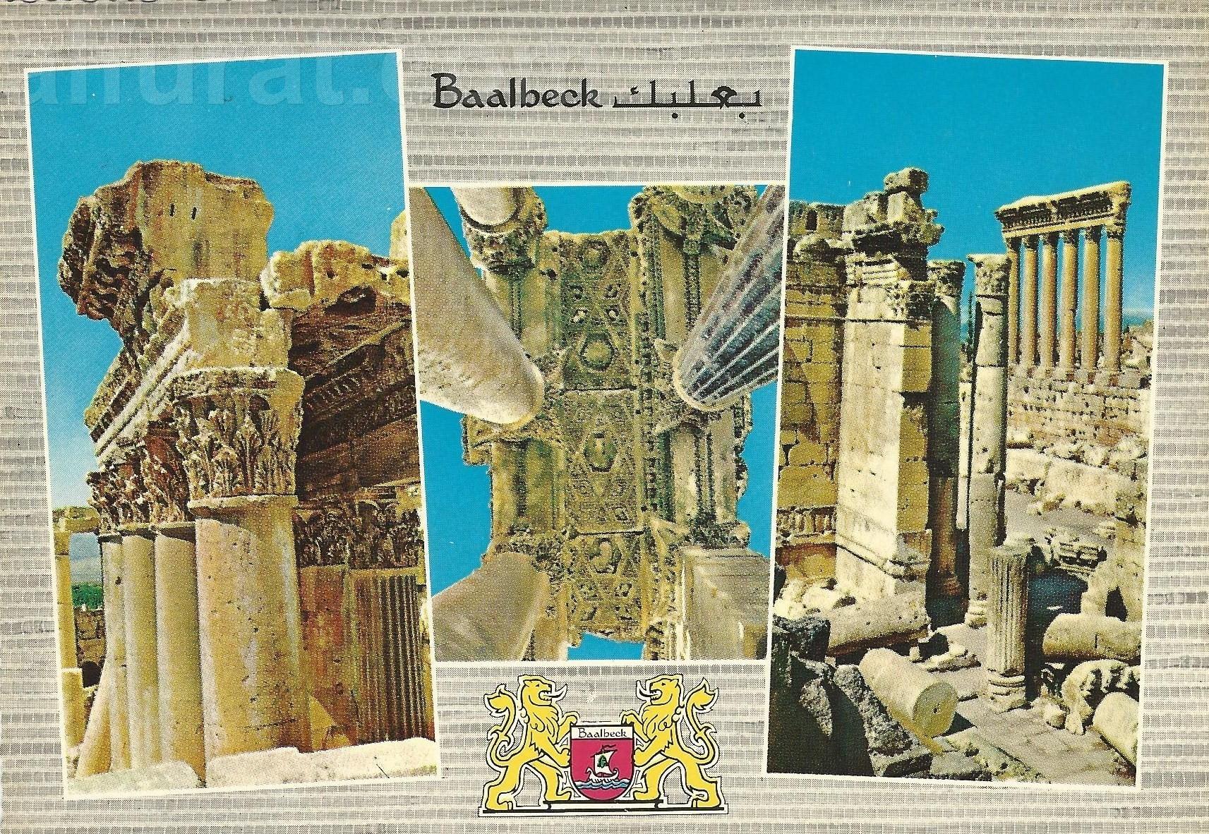 Baalbeck 205 - 987